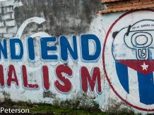political wall