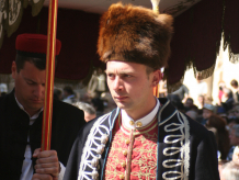 Split procession
